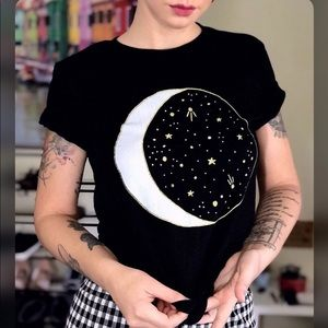Moon and Stars shirt 🌙 💫
